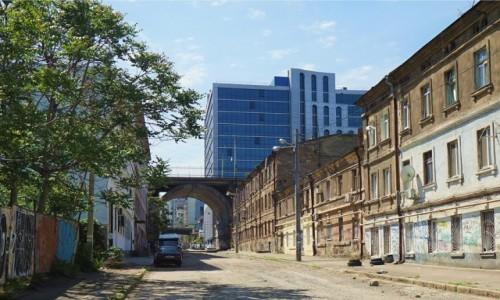 Zdjecie UKRAINA / Odessa / . / Kontrasty