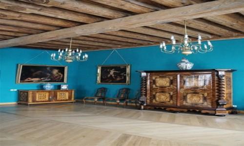 Zdjęcie UKRAINA / Lwów / Pałac Bandinellich / Salon