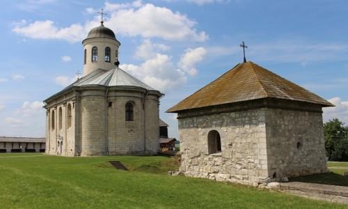 UKRAINA / rejon halicki / Szewczenkowe / Cerkiew św. Pantalejmona