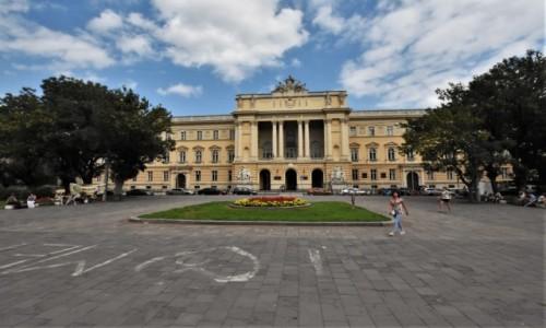 Zdjęcie UKRAINA / Obwód lwowski / Lwów / Lwów, uniwersytet