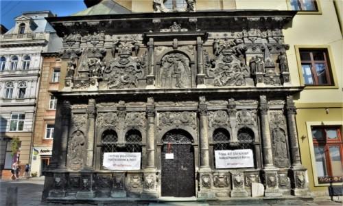 Zdjęcie UKRAINA / Obwód lwowski / Lwów / Lwów, Kaplica Boimów