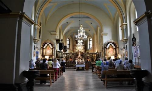 Zdjecie UKRAINA / Obwód lwowski / Lwów / Kościół Matki Boskiej Śnieżnej we Lwowie