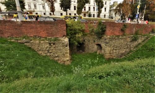 Zdjecie UKRAINA / Obwód lwowski / Lwów / Lwów, zakamarki, relikty fortyfikacji miejskich