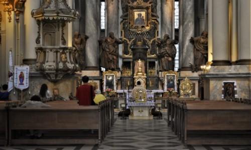 Zdjecie UKRAINA / Obwód lwowski / Lwów / Lwów, kościół podominikański