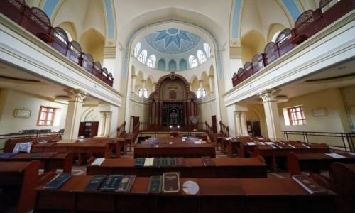 Zdjęcie UKRAINA / Charków / . / Synagoga Bejt-Menachem