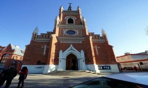 Zdjecie UKRAINA / Charków / Ul. Gogola 4 / Katedra Wniebowzięcia Najświętszej Maryi Panny