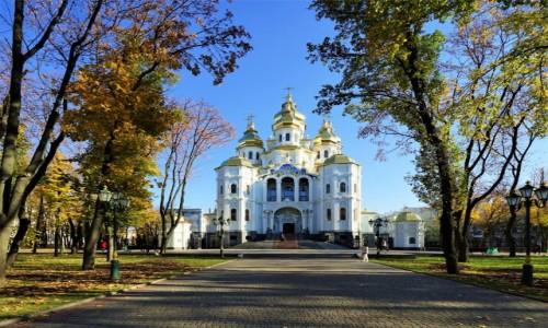 UKRAINA / Charków / . / Cerkiew Świętych Mędrców Mirry