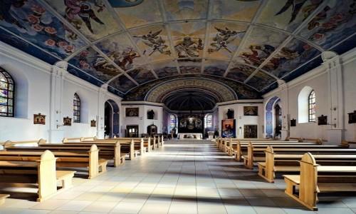 UKRAINA / Charków / Katedra Wniebowzięcia Najświętszej Maryi Panny / Malowidła
