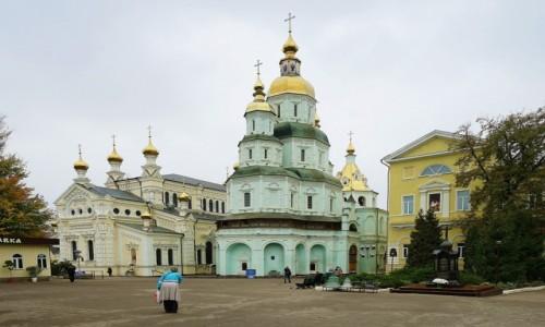 UKRAINA / Charków / Sobór Opieki Matki Bożej  / W drodze do świątyni