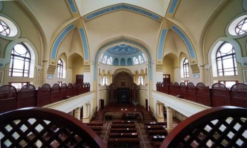 Zdjecie UKRAINA / Charków / Synagoga Bejt-Menachem / Zwana chóralną