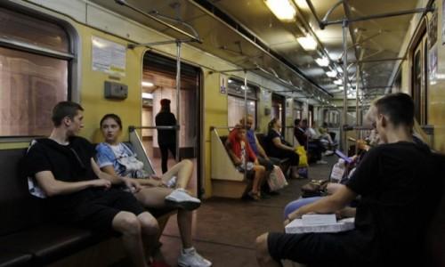 UKRAINA / Obwód dniepropietrowski / Dniepr / Metro w Dnieprze