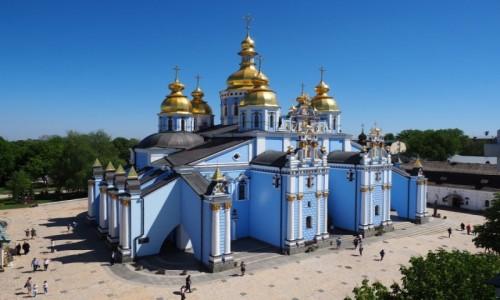 Zdjecie UKRAINA / Obwód kijowski / Kijów / Monaster św. Michała Archanioła (II)