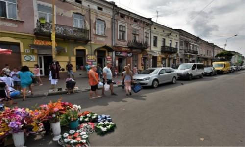 Zdjęcie UKRAINA / Obwód Lwowski / Stryj / Stryj, codzienność miasta