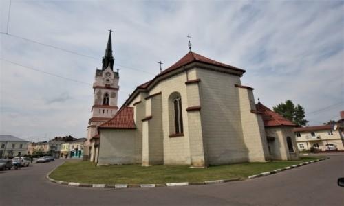 Zdjęcie UKRAINA / Obwód Lwowski / Stryj / Stryj, Kościół Narodzenia Najświętszej Marii Panny