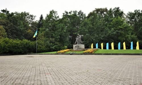 Zdjecie UKRAINA / Obwód Lwowski / Morszyn koło Stryja / Morszyn, centrum