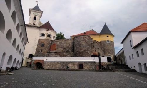Zdjecie UKRAINA / Zakarpacie / Mukaczewo / Zamek Mukaczewo