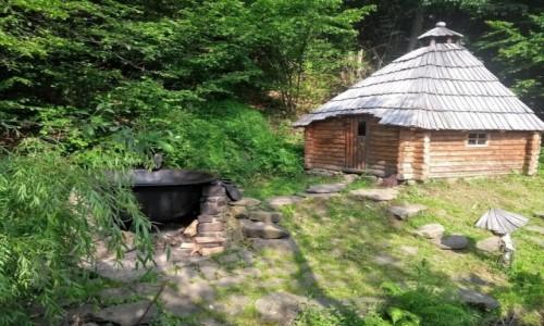 Zdjecie UKRAINA / Zakarpacie / Lumshory / Lumshorskie SPA