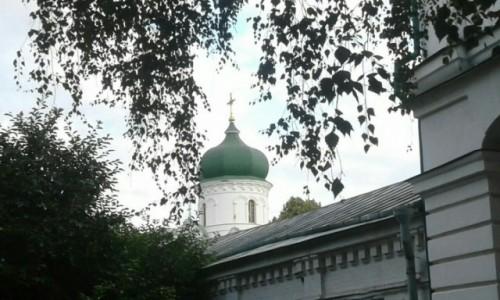 UKRAINA / Kijów / Padół / Klasztor Świętego Wniebowstąpienia Froliwskiego-4