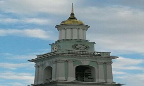 Zdjecie UKRAINA / Kijów / Plac Kontraktowy / Kościół św. Katarzyny-2