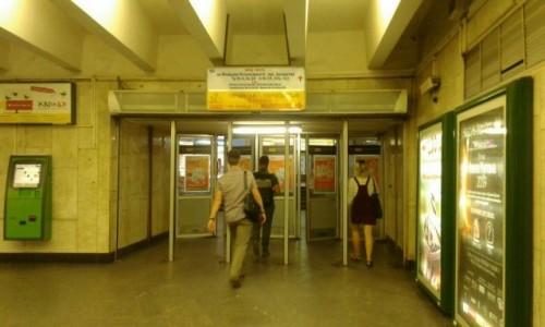 UKRAINA / Kijów / Kijów / Metro w Kijowie-2