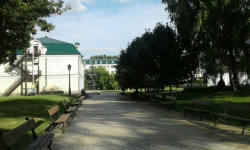UKRAINA / Kijów / Ul. Trzechświatytelska, 6 / Klasztor św. Michała w Kijowie-6