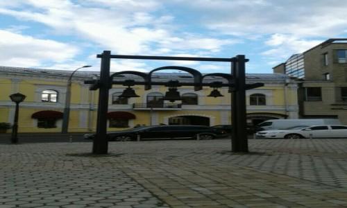 UKRAINA / Kijów / Plac Kontraktowy / Kościół Wniebowzięcia Matki Pirogości-3