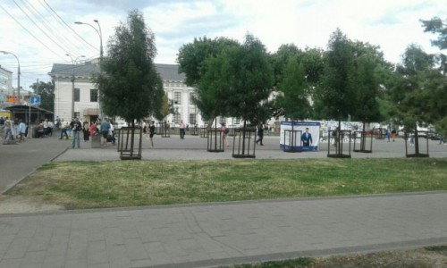 UKRAINA / Kijów / Plac Kontraktowy / Plac Kontraktowy w Kijowie