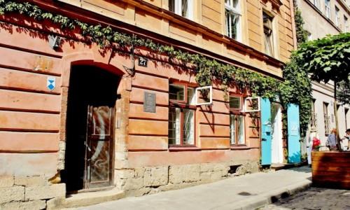 Zdjecie UKRAINA / obwód lwowski / Lwów / Lwowskie uliczki
