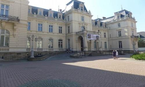 Zdjecie UKRAINA / Lwów / Lwów / Pałac Potockich we Lwowie