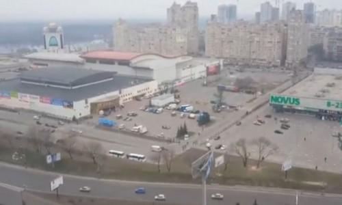 Zdjecie UKRAINA / Kijów / Browarska autostrada,15 / Międzynarodowe centrum wystawowe i konferencyjne w Kijowie-3