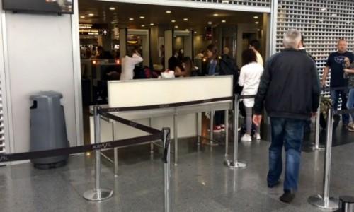 Zdjecie UKRAINA / Kijów / Kijów / Port lotniczy Boryspil w Kijowie-3