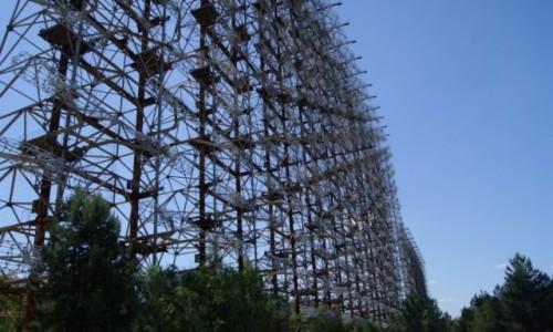 Zdjecie UKRAINA / Czarnobyl / Czarnobyl-2 / DUGA