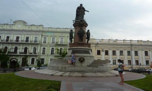 Zdjecie UKRAINA / - / Odessa / ciekawe, czy jeszcze tam stoi ???