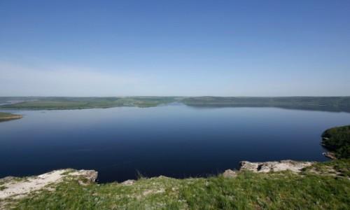 Zdjecie UKRAINA / Podole / Bakota / Zatoka Bakotska na Dniestrze