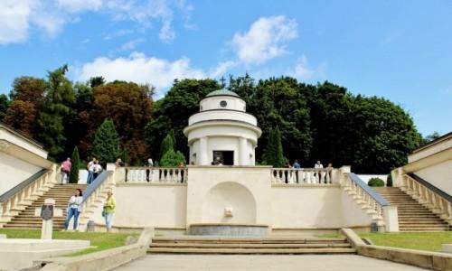 Zdjecie UKRAINA / obwód lwowski / Lwów / Cmentarz Orląt Lwowskich