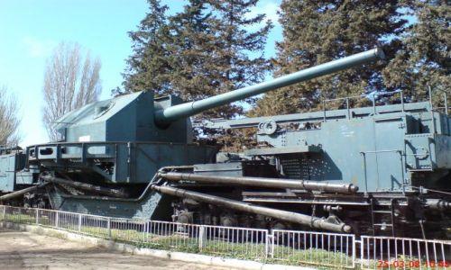 Zdjecie UKRAINA / Krym / Sewastopol, w pobliżu awtowakzała / Militarna przeszłość Sewastopola