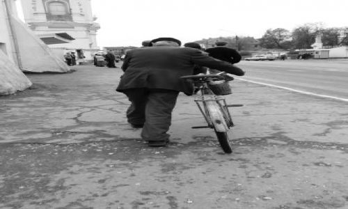 Zdjecie UKRAINA / brak / Krzemieniec / M�czy�ni Ukrai