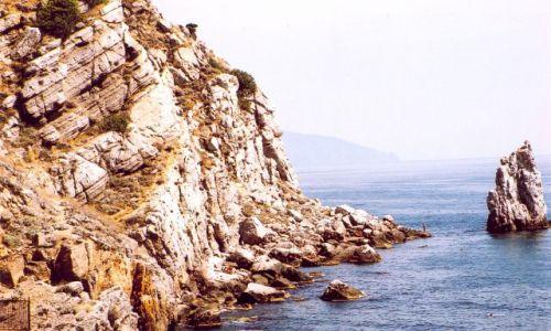 Zdjecie UKRAINA / Krym / Gaspra / Plaża