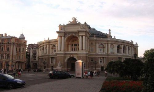 UKRAINA / brak / odessa / Odessa