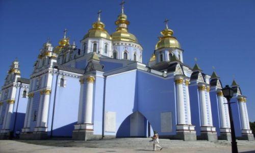 Zdjęcie UKRAINA / Kijów / Cerkiew św. Michała / Cerkiew św. Michała
