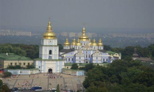 Zdjecie UKRAINA / Kijów / Kijów / Cerkiew św. Michała 2