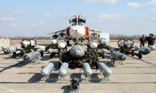 Zdjecie UKRAINA / brak / okolice kijowa / samolot i jego potęga