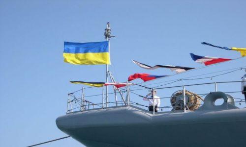 Zdjęcie UKRAINA / brak / Morze Czarne / manewry morskie
