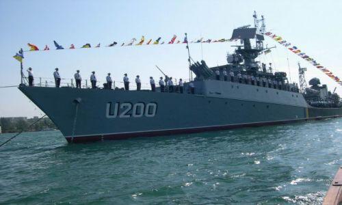 Zdjecie UKRAINA / brak / Morze Czarne / manewry morskie