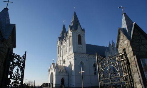 Zdjecie UKRAINA / Podole / Bar / polski kościół pod wezwaniem św. Mikołaja