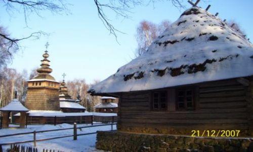 Zdjęcie UKRAINA / brak / Lwow / w Gaju Szewczenki