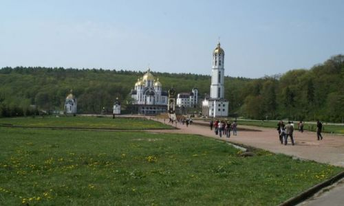 Zdjecie UKRAINA / Tarnopol / Zarwanica / Ukraina  - Zarwanica