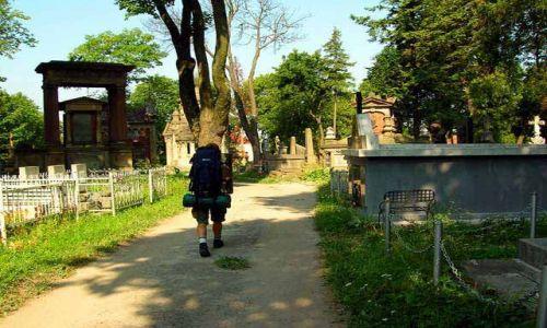 Zdjecie UKRAINA / Ukraina / Lwów / Cmentarz Łyczakowski