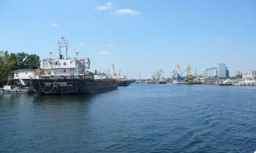 Zdjęcie UKRAINA / Cherson / Port / Chersonski port
