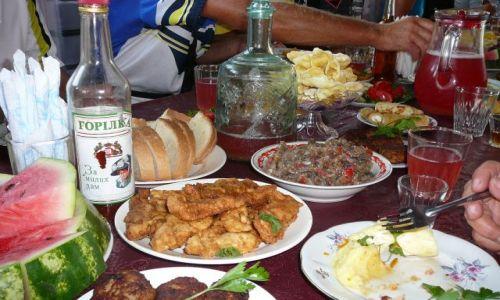 Zdjecie UKRAINA / Cherson / jadlodajnia / Zwyczajne przyjęcie